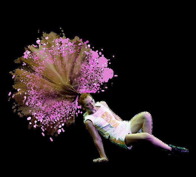 Tänzerin - Spitzentanz - Breakdance