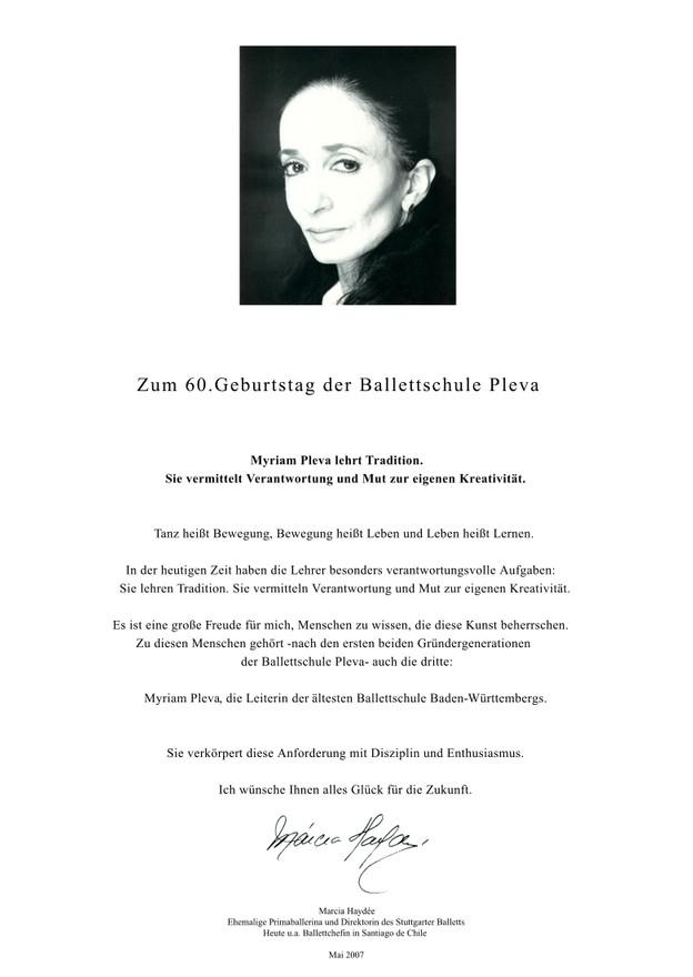 Marcia Haydee - Myriam Pleva V2 ohne Ran