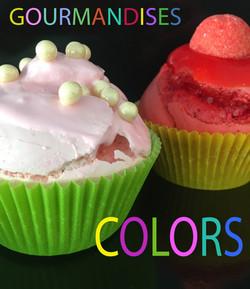 Meringue color