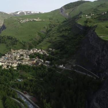 Centrale hydro - La Meije