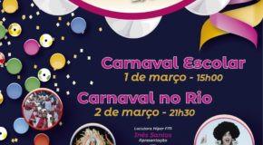 Fernando Alvim e Escola de Samba são atrações no Carnaval de Rio Maior