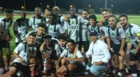 RIO MAIOR SPORT CLUBE VENCEU TORNEIO DO CARTAXO