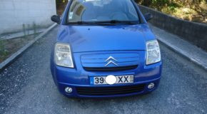 Vende-se Citroen C2 1.1 SX Pack 2004