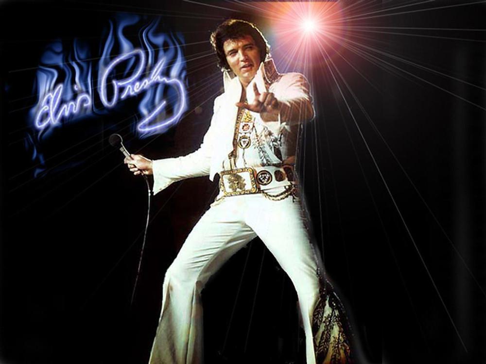Elvis, truck driver