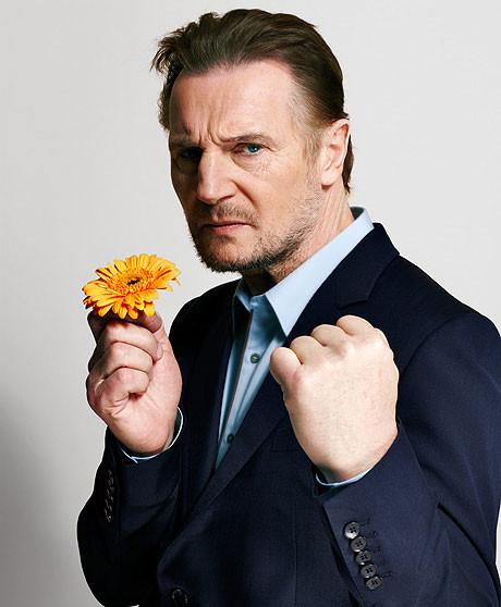 Liam Neeson, truck driver, Taken, Operation Chromite