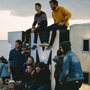 TMB 2019 - Lettres photobooth au Touquet Music Beach Festival 2019