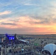 Touquet Music Beach Festival 2017 - Vue de haut