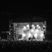 Touquet Music Beach Festival 2017 - Vitalic aux platines la nuit