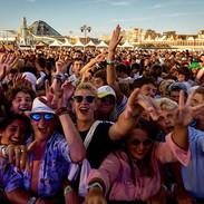 Touquet Music Beach Festival 2019 - Public, ambiance, journée