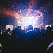 Touquet Music Beach Festival 2018, ambiance de nuit et lumières