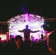 Touquet Music Beach Festival 2017 - Ambiance de nuit