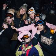 Public et déguisements au TMB Winter 2019