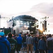 Touquet Music Beach Festival 2017 - Fin de journée