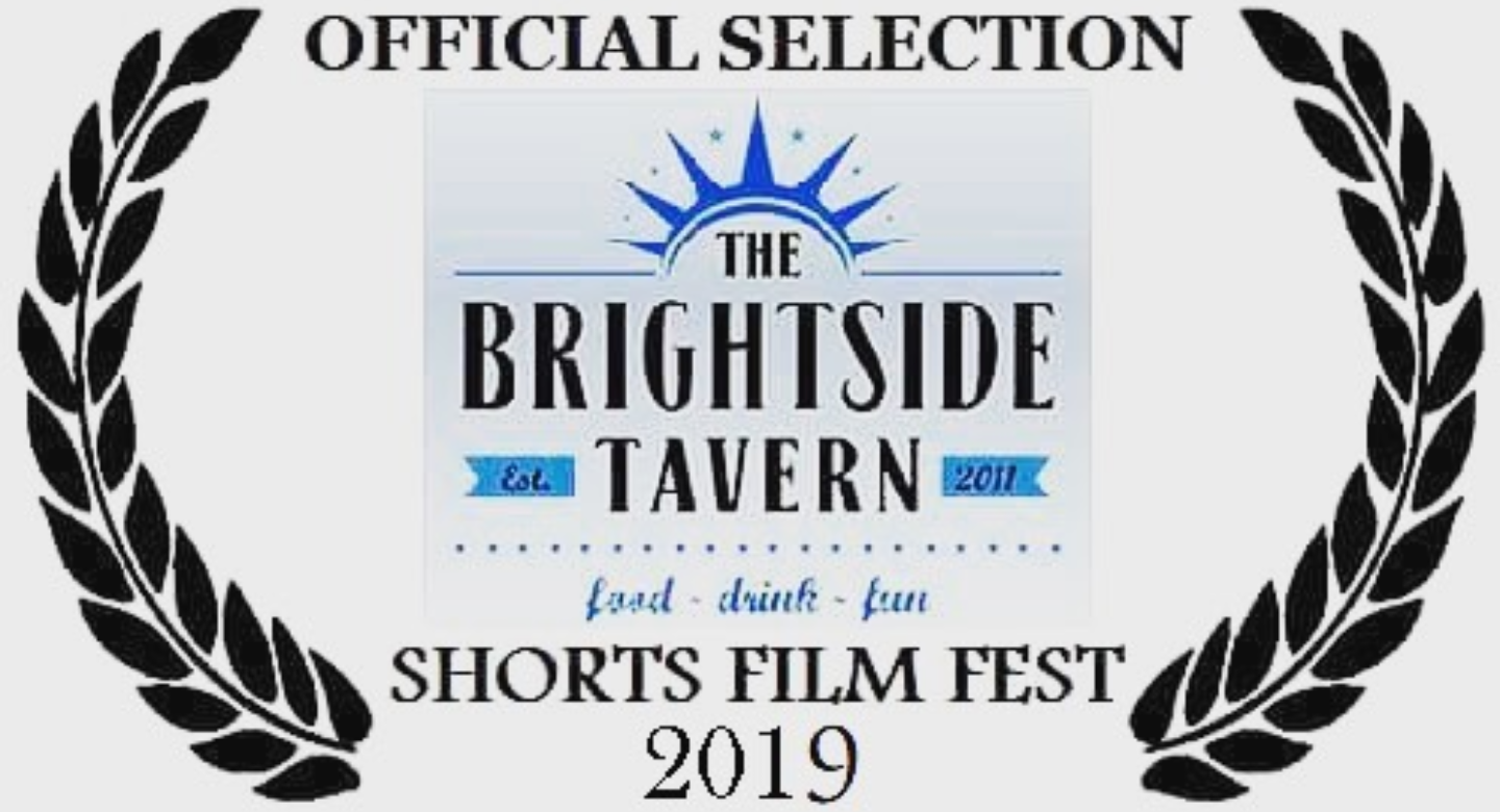 """""""Damned are the Lost"""" (short) was shown at The Brightside Tavern Shorts Film Fest, New York 2019."""