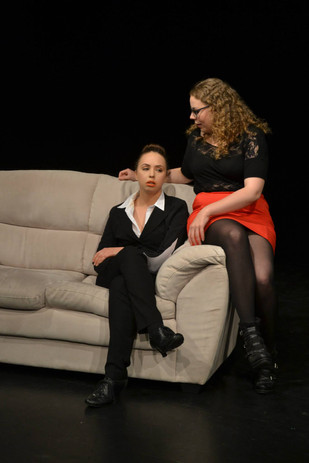 """""""Contractions"""" (play by Mike Bartlett), Sweden"""