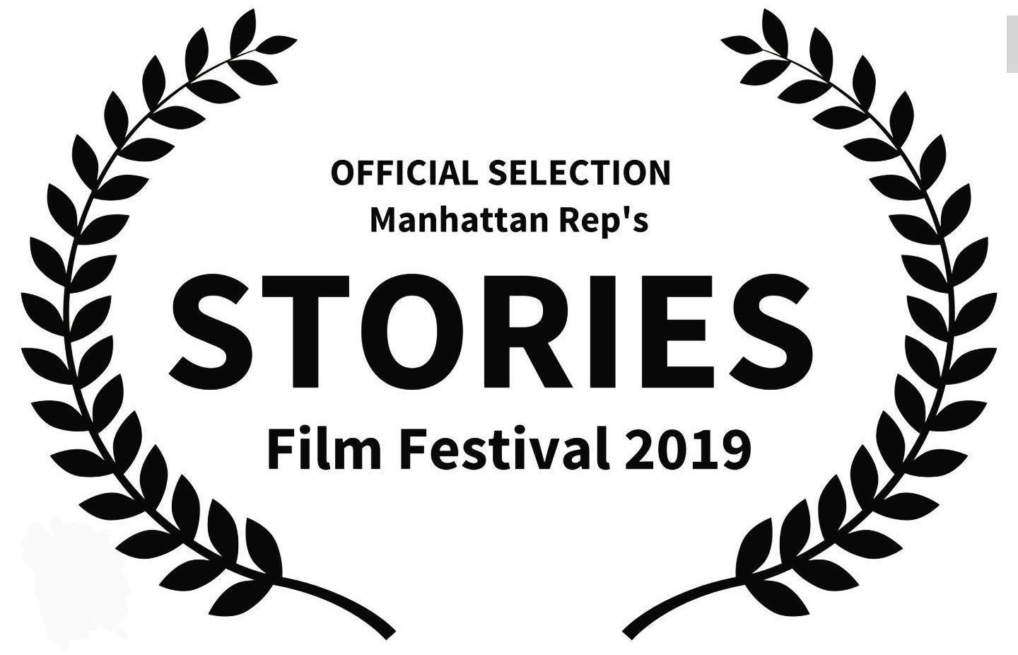 """""""Damned are the Lost"""" (short) was shown at Manhattan Rep's STORIES Film Festival, New York 2019."""