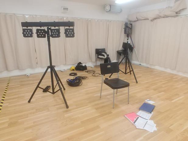 Preparing the Last Acting Class (Meisner Technique) I'm Teaching for the Term