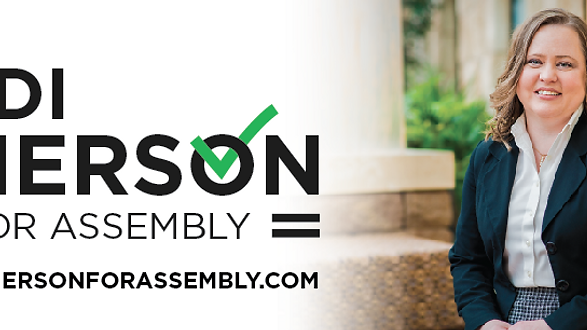 Meet Jodi Emerson. Candiate for Wisconsin's 91st State Assembly district. Eau Claire, WI.