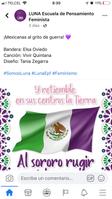 Publicado por LUNA Escuela de Pensamiento Feminista