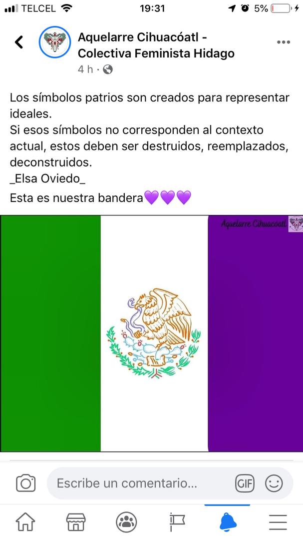 Publicador por Aquelarre Cihuacoátl Hgo.