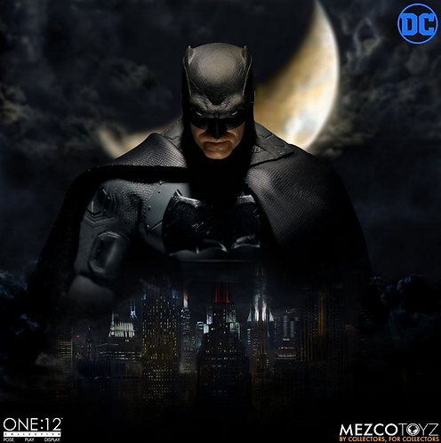 Mezco Toyz One:12 Batman: Supreme Knight