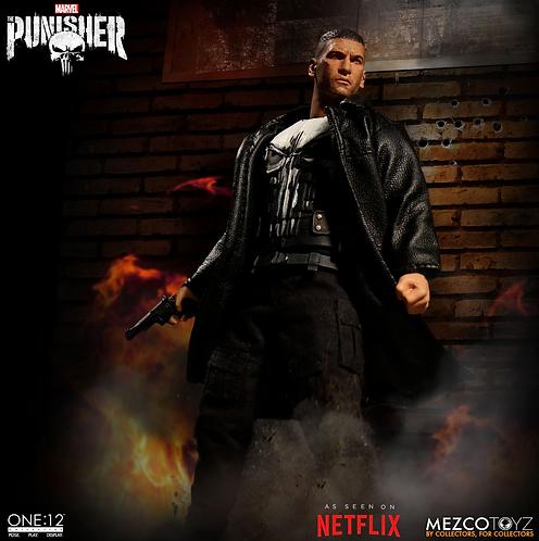 Mezco Toyz One:12 Punisher