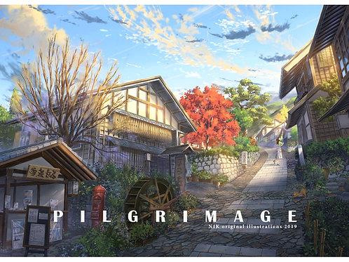 Pilgrimage 2019 Art book