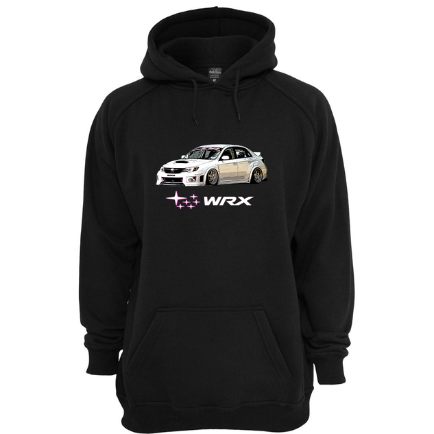 Click Here! Limited Release WRX Hoodie