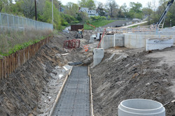 0829- 05-13-16 -1255-ESSI - 2nd Effl Conduit - Conditions - Looking SE