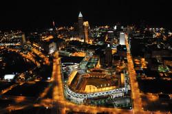 Cleveland Ohio - Night Lights - 04-27-08