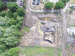 Alum Sludge Thickening Tank - Site Conditions-2