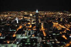 Cleveland  - Night Lights - 04-27-08