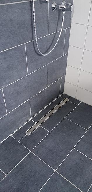 Bodengleiche Dusche Badplanung Karlsruhe und Ettlingen