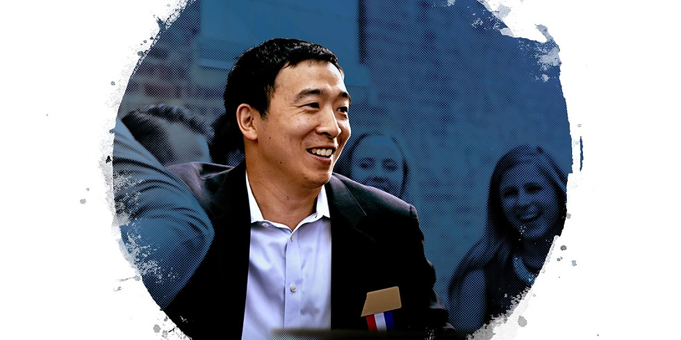Town Hall with Andrew Yang