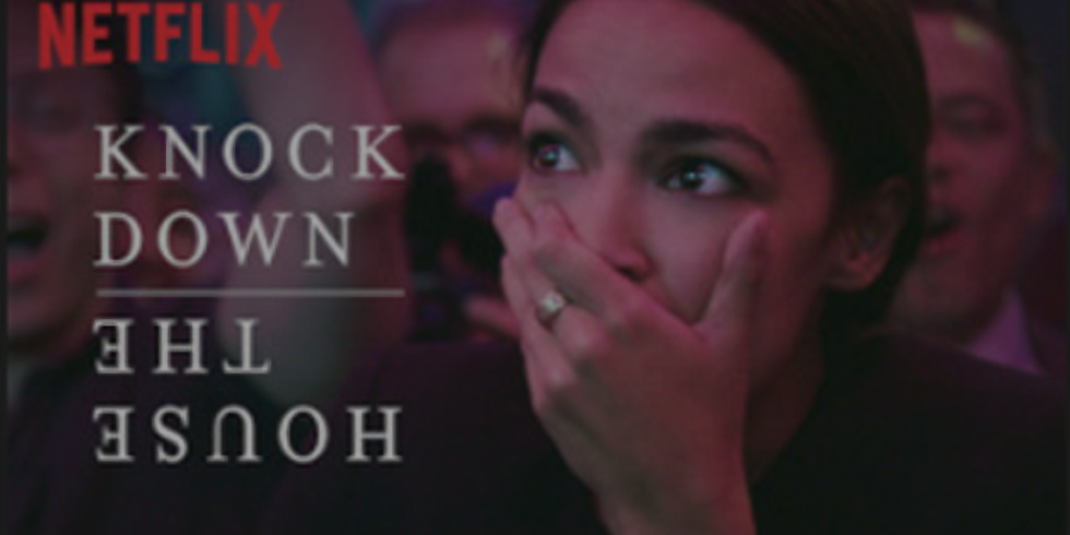 Watch Party: Knock Down the House