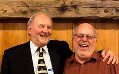 Steve Spratt and Tom Falter