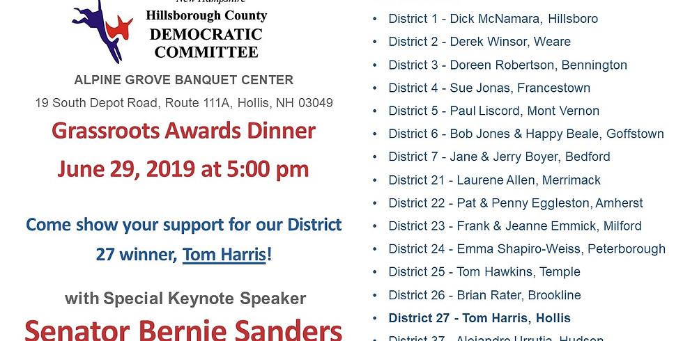 Grassroots Awards Dinner