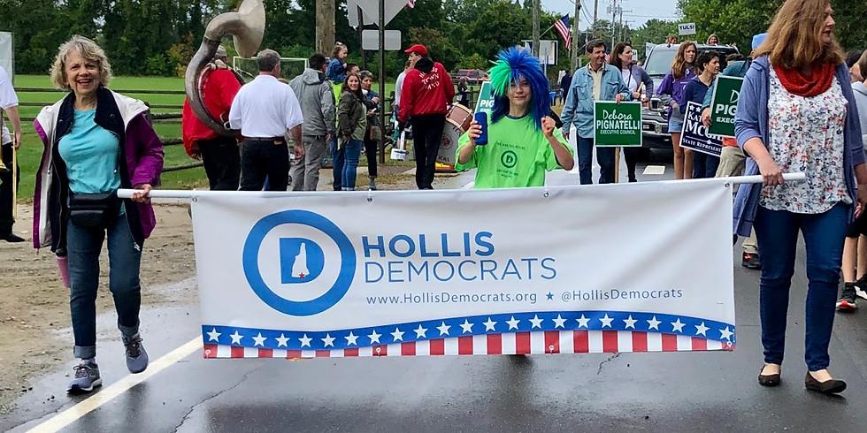 Hollis Democrats at Old Home Days