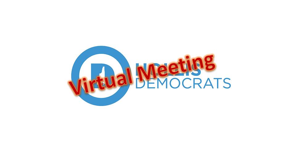 Hollis Democrats November Meeting