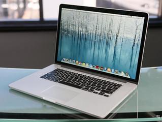 Замена матрицы MacBook Pro, MacBook Air