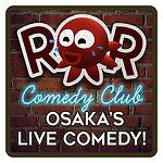 Osaka, comedy, stand up comedy, english, laughs, live, Namba