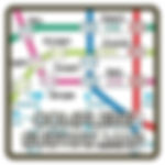 Osaka subway map, Osaka, subway, guide, free, advice