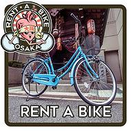 rentabike, rent, rental, bike, bicycle, Osaka