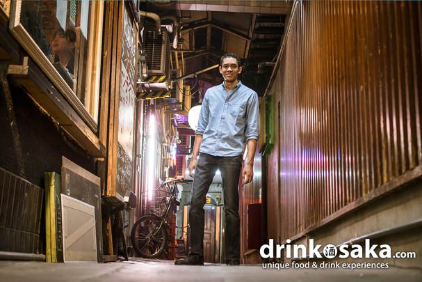 Local introductions to Osaka's nightlife, nightlife tour, Osaka, Namba, Shinsaibashi, Dotonbori, izakaya, pub, bar, nightclub, club, guide