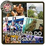 Osaka, tourist attraction, guide, Namba