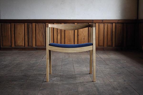 栗秋木工、、佐賀、ダイニングチェア、家具