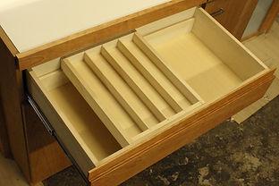 栗秋木工、オーダー家具、キッチンボード、キッチン、食器棚、佐賀、家具