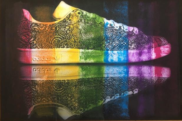 Running on a Rainbow