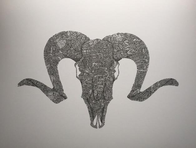 'Ramskull in Distress' (2016)