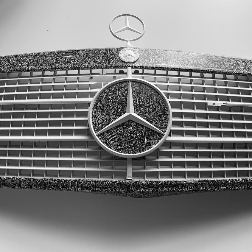 Round the Benz (2019) Thomas Wolski